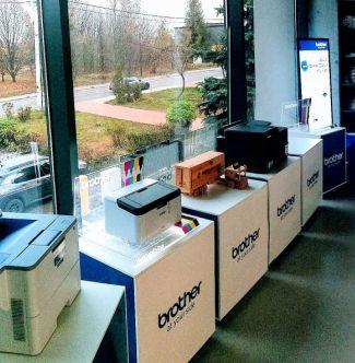 Pikselomania - kserokopiarki, drukarki - siedziba