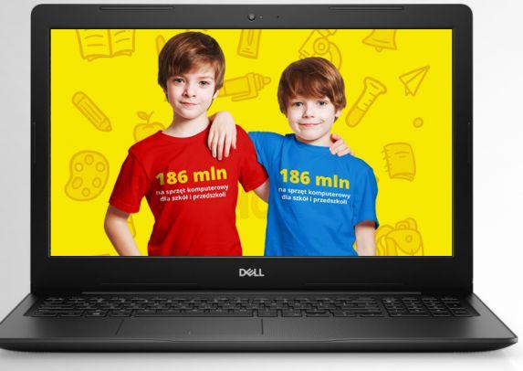 Państwo przeznacza 186 mln złotych na sprzęt komputerowy dla szkół i przedszkoli