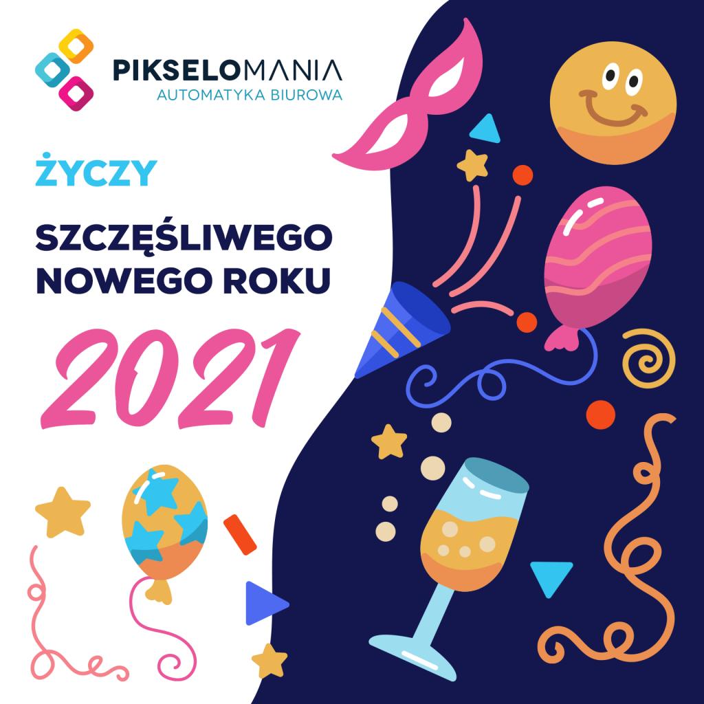 Pikselomania   Mszana (śląskie) - Nowy Rok 2021